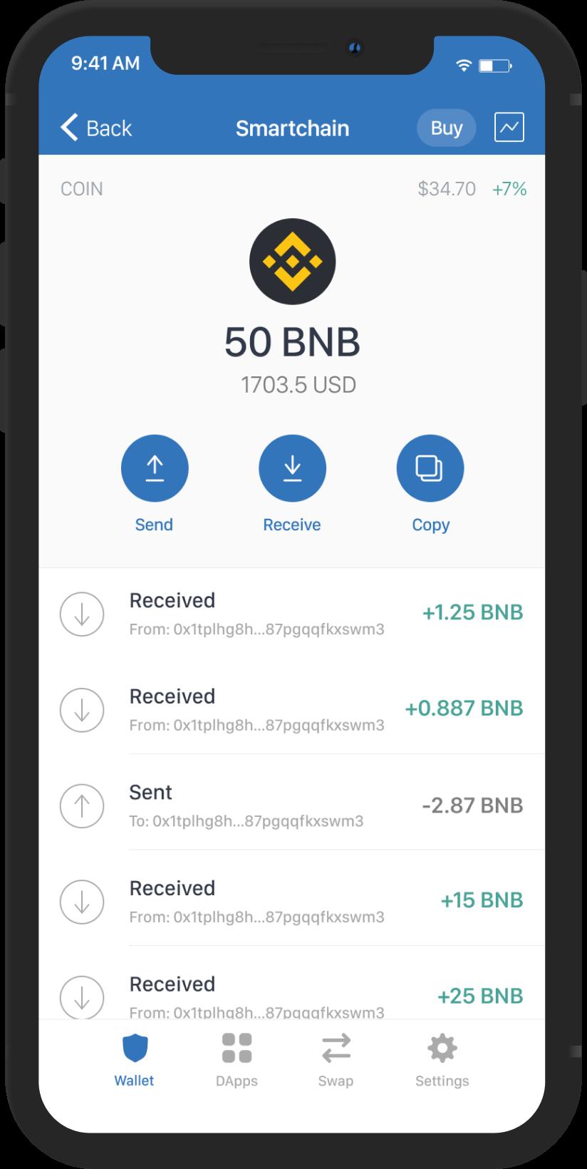 bitcoin smart wallet apk)